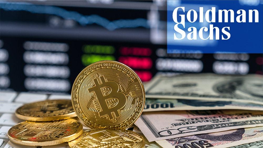 servicios derivados bitcoin banco goldman sachs