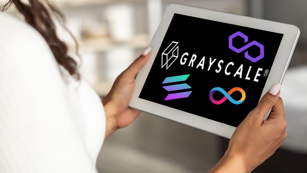 Grayscale ajoute Solana, Polygon, ICP et 10 autres crypto-monnaies - La  Crypto Monnaie