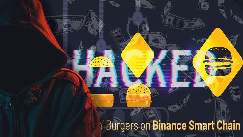 robo plataforma defi burguer swap millones dólares
