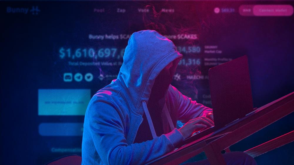hacker explota plataforma Defi Binance pancake bunny robo millones dóalres