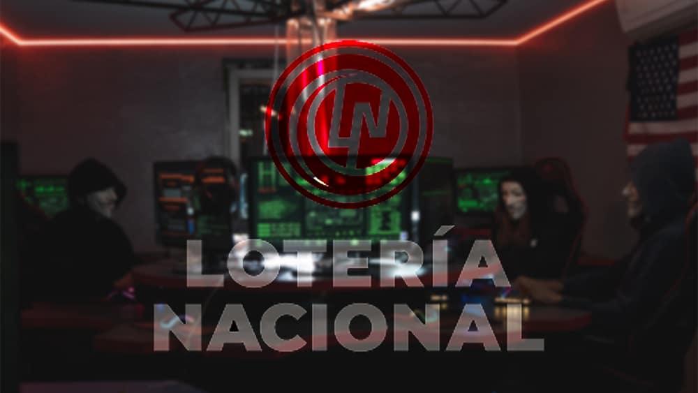 ataque ransomware loteria nacional México