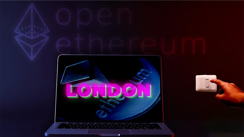 open ethereum servicio ethereum hard fork london