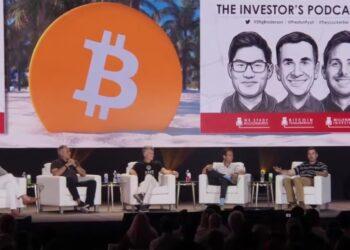 Panel de Bitcoin Conference 2021.