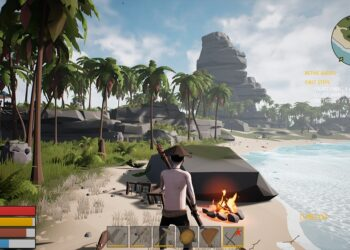 Satvival, un videojuego de supervivencia que permite ganar bitcoin.