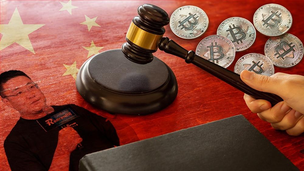 juicio china trader criptomonedas