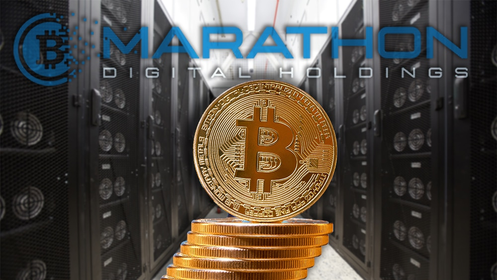 aumento tasa hash poder minado marathon digital holdings