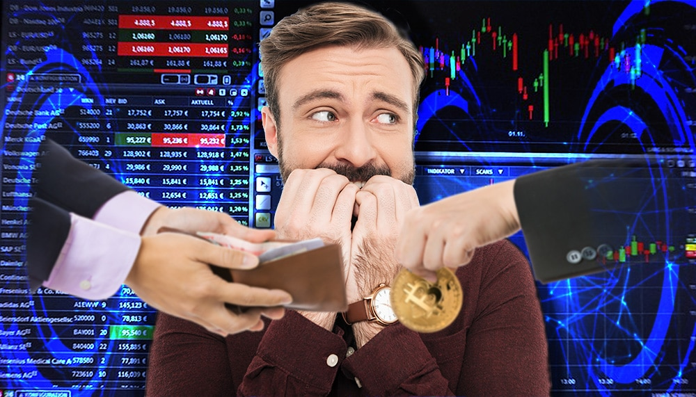 indicador miedo codicia inversionistas bitcoin