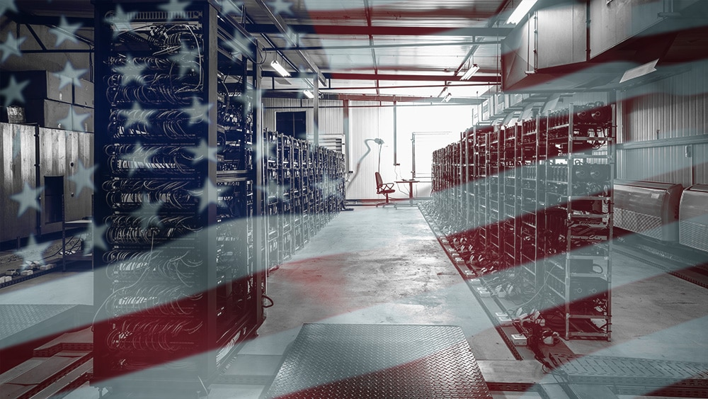 regulación ambiental minería bitcoin nueva york estados unidos