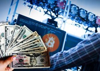 ganancias mineros bitcoin comisiones minería 2021