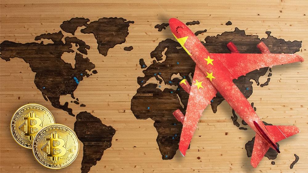 migración mineros china europa norte américa