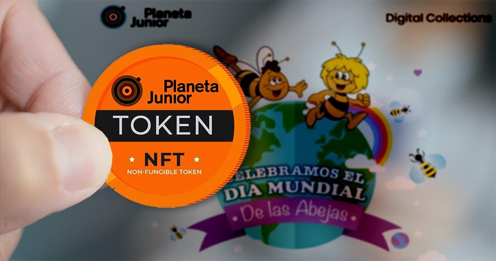 tokens coleccionables planeta junior