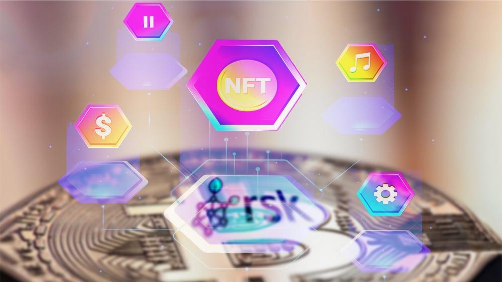plataforma NFT RSK bitcoin