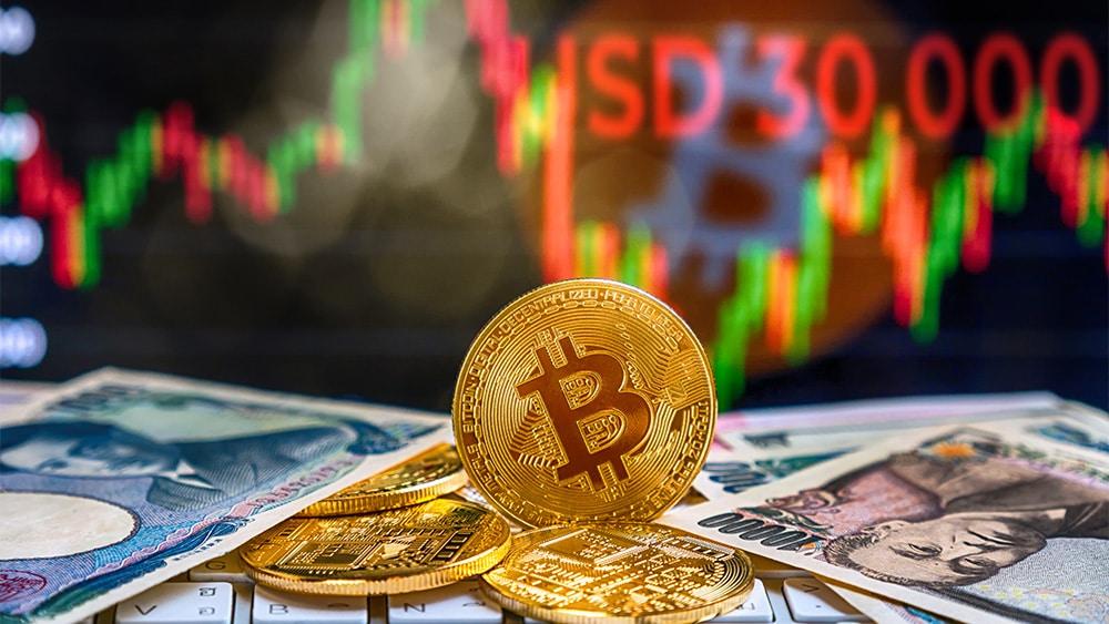 caida precio bitcoin usd 30.000 mayo 2021
