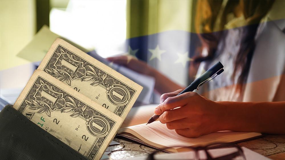 aumento salario mínimo venezuela 2 dólares