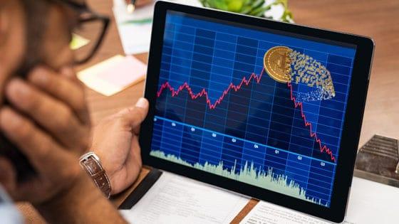 Mercados al día: bitcoin lucha por retomar los 40.000 dólares tras fuerte caída del precio
