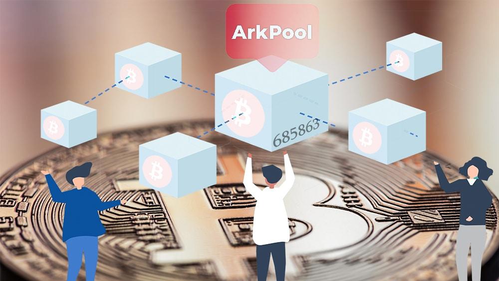 activación arkpool taproot bitcoin mineros