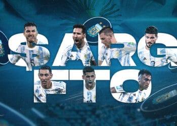 Token Selección de Fútbol Argentina.