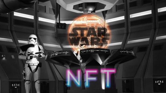 Star Wars tendrá su propia colección con más de 800 NFT
