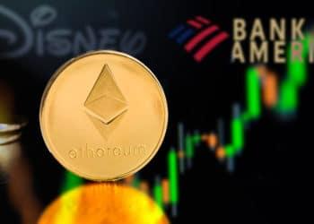 aumento valor mercado ethereum mayor valor disney bank of america