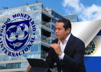FMI, bandera de salvador y Alejandro Zelay.