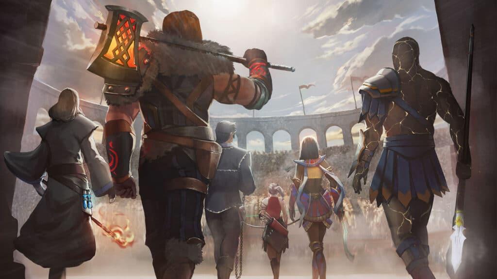 Gods Unchained - juego de coleccionables NFT