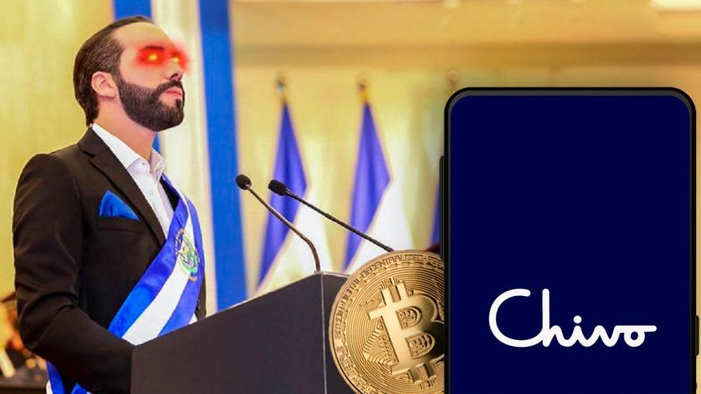 presidente el salvador nayib bukele monedero bitcoin chivo wallet