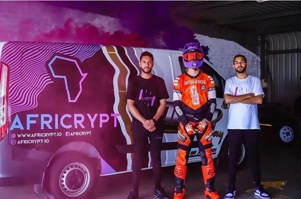 Hermanos Cajee de Africrypt - los mayores robos de bitcoin de la historia
