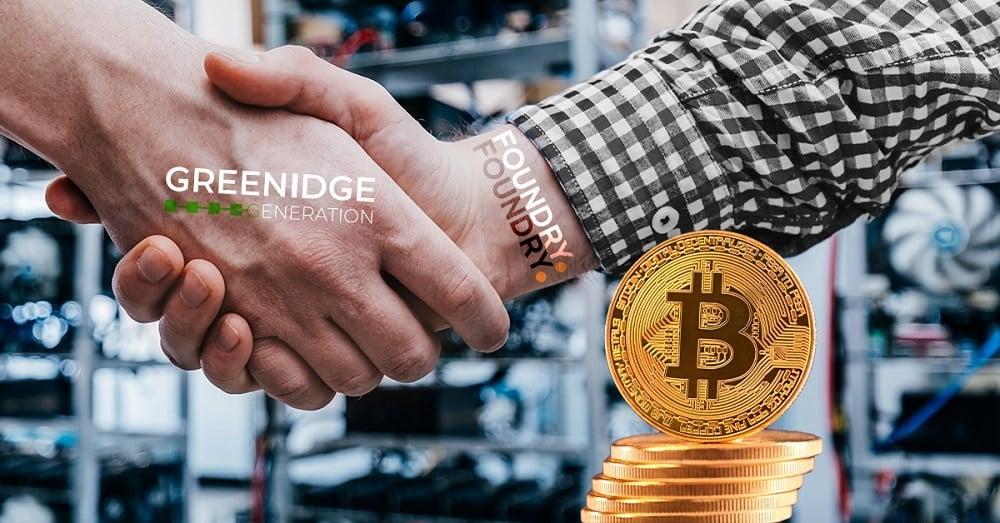 empresas Estados unidos asociación minería bitcoin