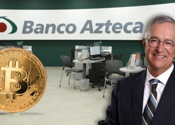 adopción bancos méxico bitcoin criptomonedas banco azteca