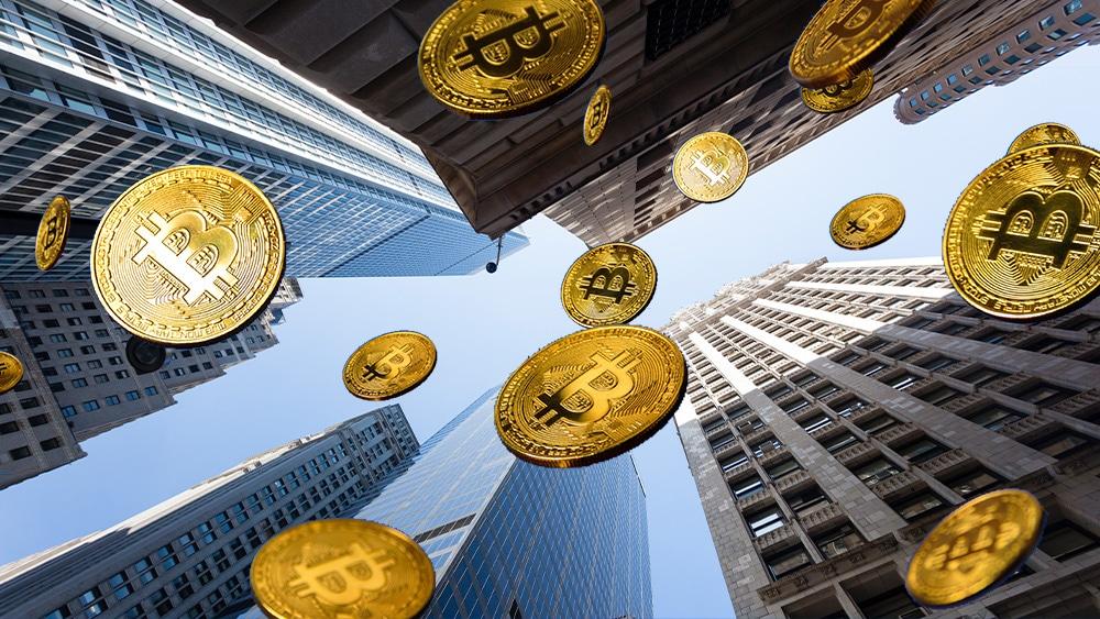 Bancos y bitcoin.