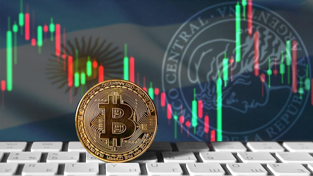 Camilo Jorajuría de León bitcoin inversión salvavidas argentina