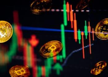 patrón bajista precio bitcoin semana cruce muerte
