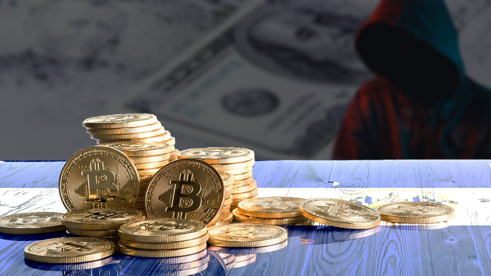 bancos el salvador riesgo lavado dinero bitcoin