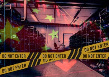 hasrate minería bitcoin cierre granjas china
