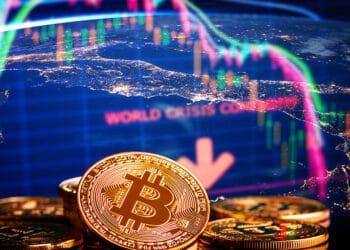 caida histórica hashrate bitcoin