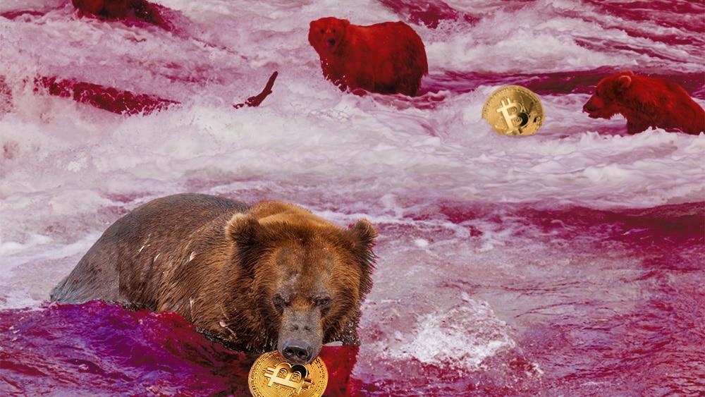 analisis bajista mercado criptomoendas precio bitcoin