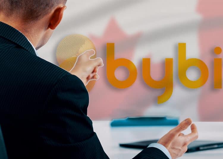 estado canadá demanda exchange criptomonedas bybit