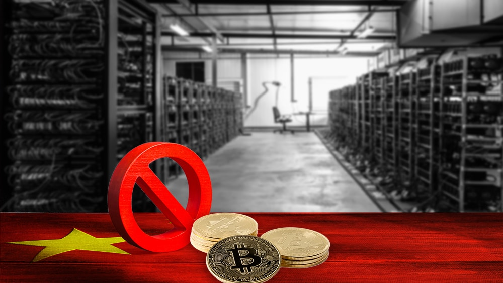 minería bitcoin criptomonedas china sichuan