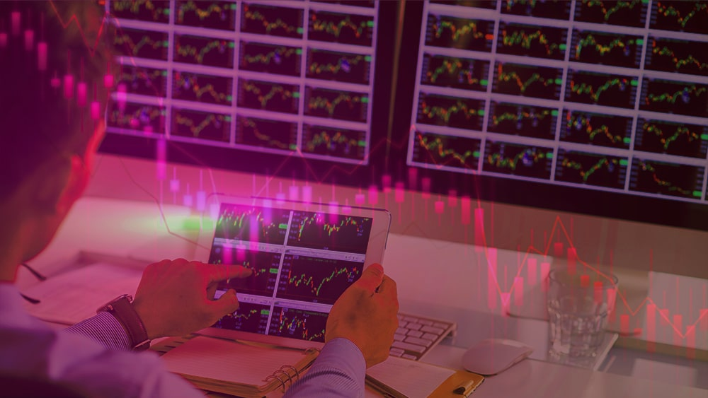caida intención trading