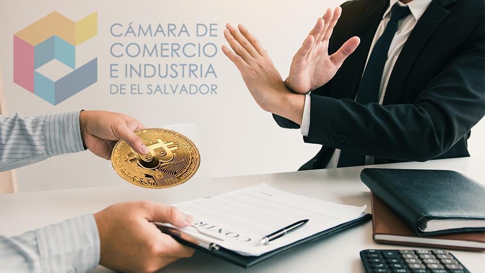comercio el salvador bitcoin medio pago
