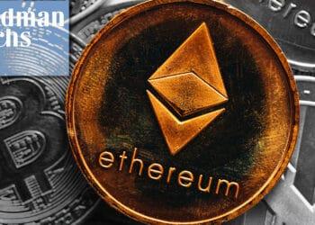 criptomonedas reserva valor ethereum bitcoin goldman sachs