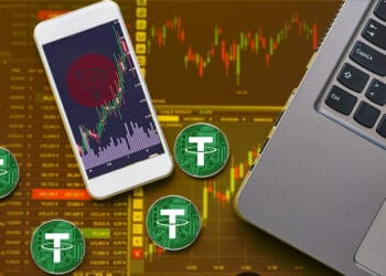 transacciones tether exchange tron network ethereum