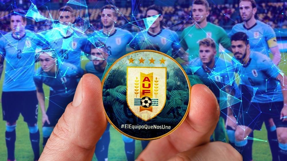 token fans selección uruguay futbol