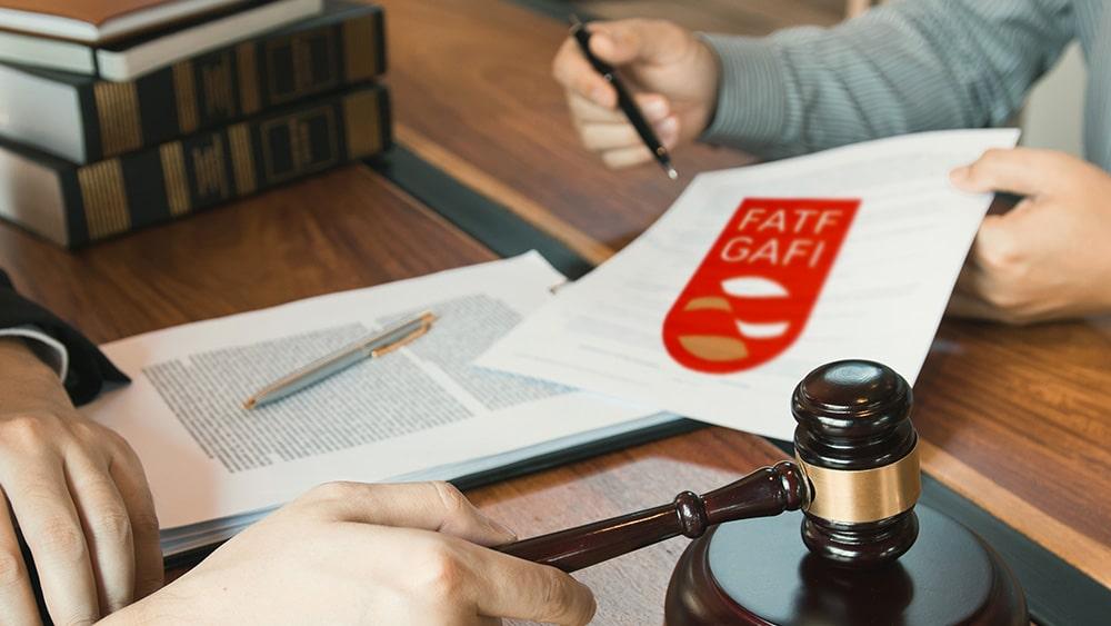 Documento con logo de GAFI.