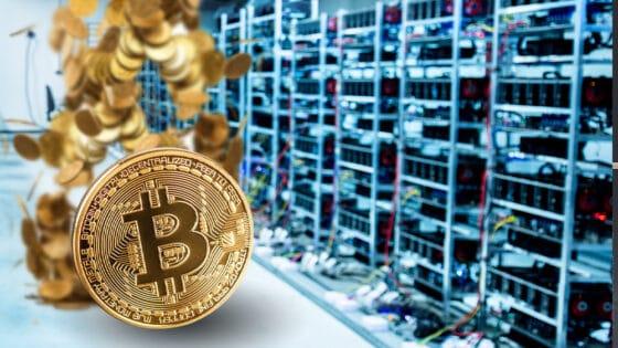 Hash rate de bitcoin se recupera y mineros aumentan sus ingresos en 57%