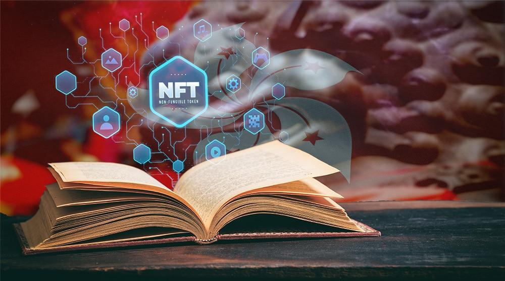 Medio de comunicación de Hong Kong pondrá a disposición 118 años de su historia en formato NFT. Composición por CriptoNoticias. Fuentes: freepik / freepik.com; leungchopan / elements.envato.com; wirestock / freepik.com; rawf8 / elements.envato.com.
