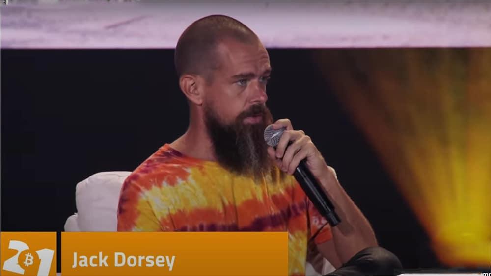 jack dorsey participación bitcoin conference 2021