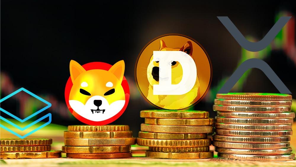 criptomonedas más valuadas semana 20 junio XRP Dogecoin Shiba inu stratis bitcoin