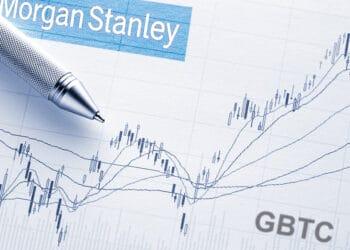 Banco Morgan Stanley invierte adquisición GBTC Grayscale