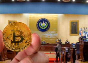 regulación bitcoin el salvador propuesta ley moneda curso legal